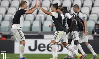 Juventus se afianza en el liderato de la Serie A. Foto: Juventus