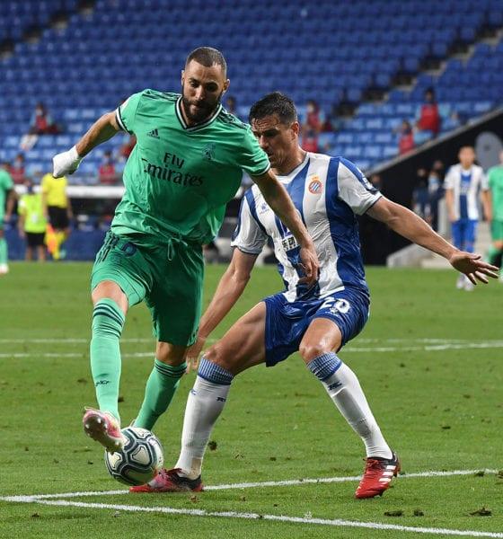 Karim Benzema destacó el triunfo del Real Madrid. Foto: Twitter Real Madrid