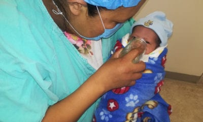 Emiten recomendaciones para mantener lactancia durante pandemia de Covid-19