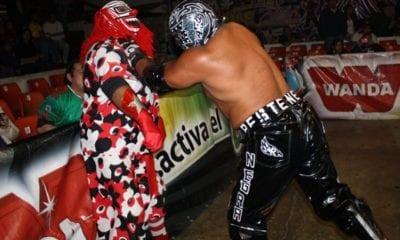 Luchador no creía en el Covid-19; terminó contagiado. Foto: Quién es quién Blog de Lucha Libre