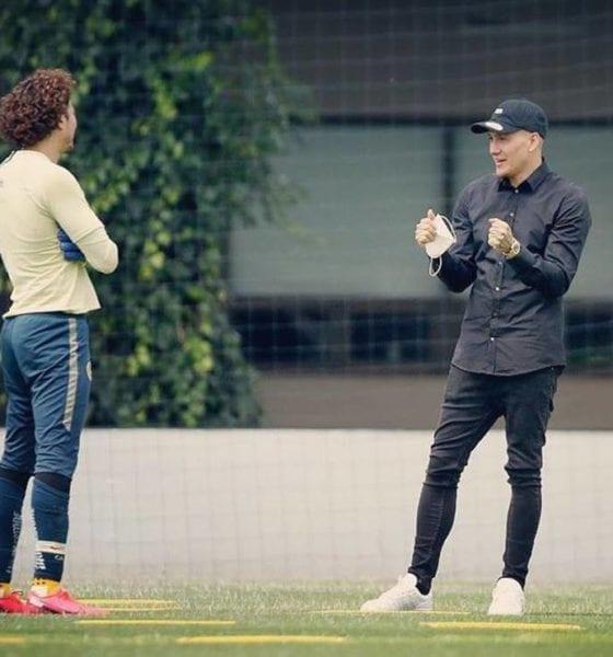 Nico Castillo regresa al Nido de Coapa. Foto Instagram Nicolás Castillo