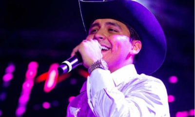 Christian Nodal (De Facebook)