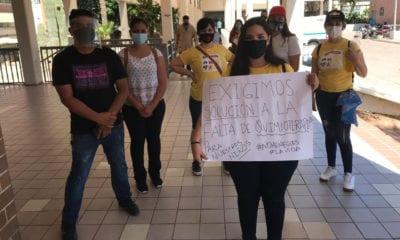 Padres de niños con cáncer en Sonora exigen abasto de medicamentos