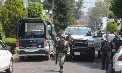 Impugnan senadores del pan decreto de militarización