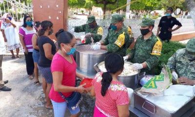 Destacan aplicación del Plan DN-III en tareas para combatir la pandemia