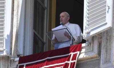 Papa Francisco alabó el trabajo del personal médico. Foto: Vatican News