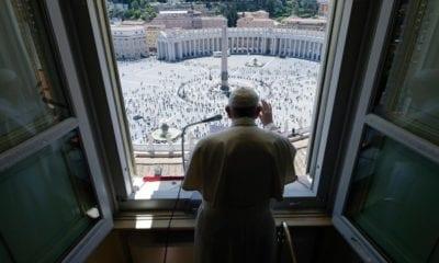 Papa Francisco pide seguir medidas sanitarias. Foto: Twitter Vatican News