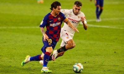 Peligra el liderato de Barcelona en LaLiga. Foto: Twitter Barcelona