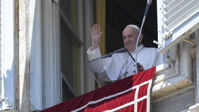 Pide Papa Francisco tomar en serio caso de refugiados sirios. Foto: Vatican News