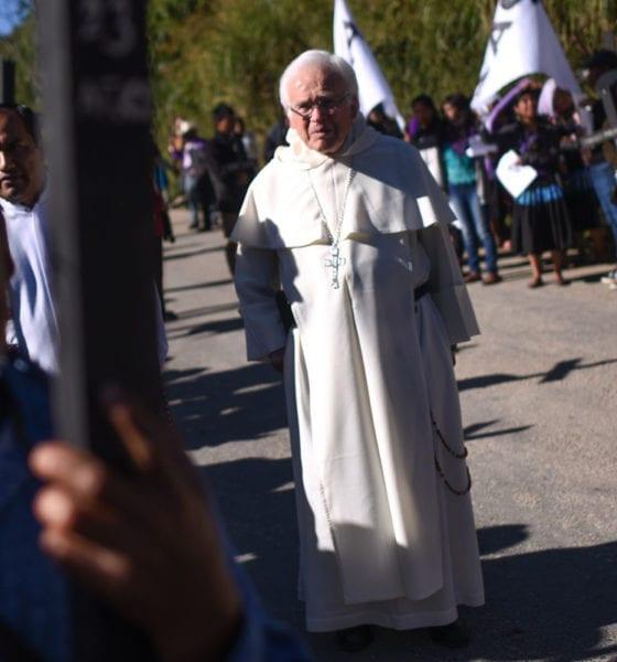 'Ya no hay otra manera de ser obispo': Raúl Vera