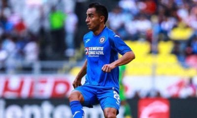 Rafael Baca, segundo positivo de Covid-19 en Cruz Azul. Foto: Twitter Rafael Baca