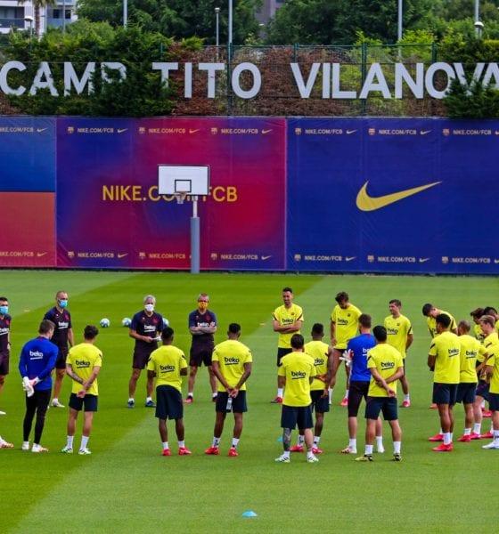 Regreso a la Liga de España tiene fechas. Foto: Twitter Barcelona