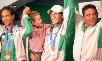 Padre de medallista olímpica es internado por Covid-19. Foto: Cuartoscuro