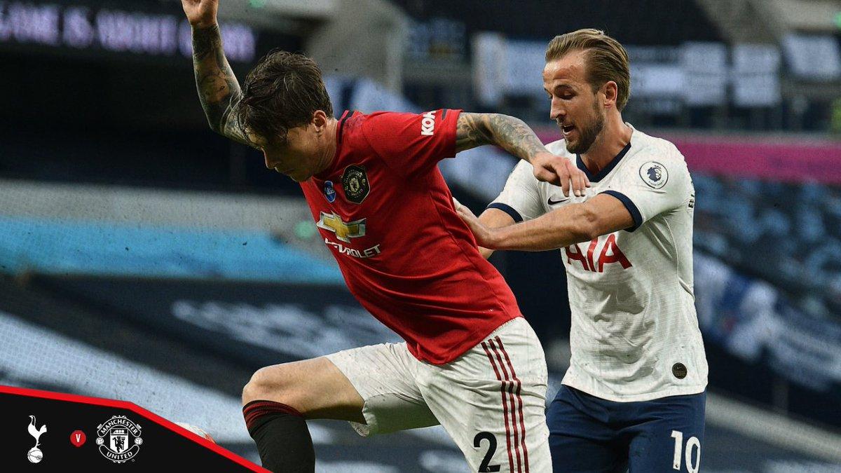 Se aleja el Manchester United de los primeros puestos de la Premier League. Foto: Twitter Manchester United