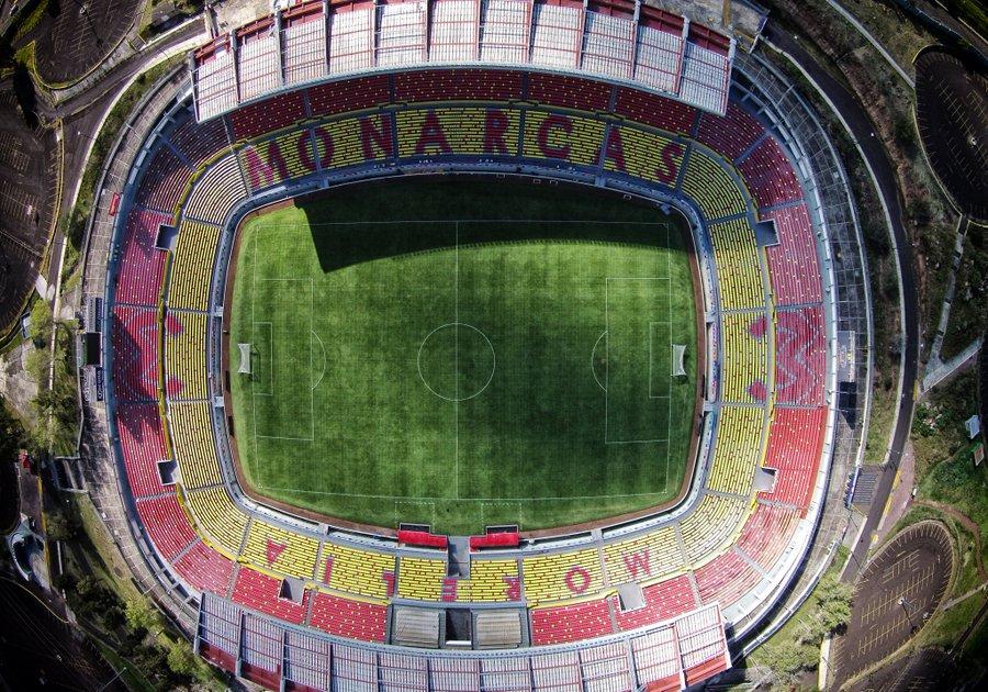 Inician trámites para el cambio de sede de Monarcas Morelia a Mazatlán. Foto. Monarcas Morelia