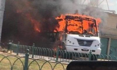 Vive Guanajuato un infierno. Foto: Twitter