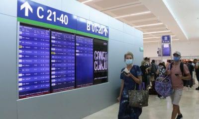 Mexicanos no pueden viajar a Europa por Coronavirus