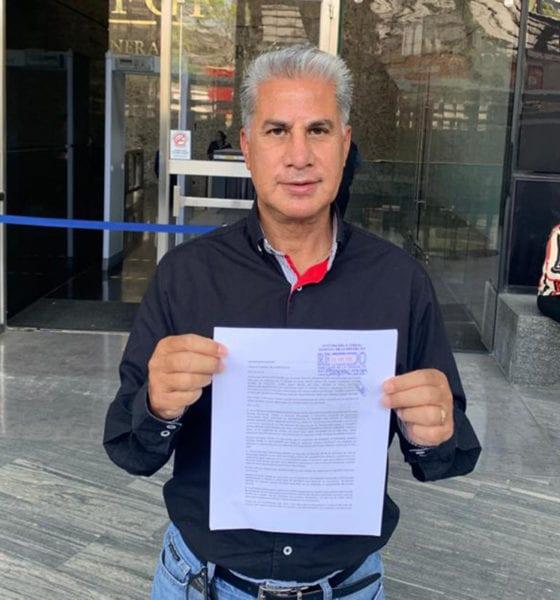 TEPJF revoca admisión de procedimiento contra Alejandro Rojas Díaz Durán