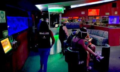 Bar viola contingencia sanitaria en Tlalnepantla