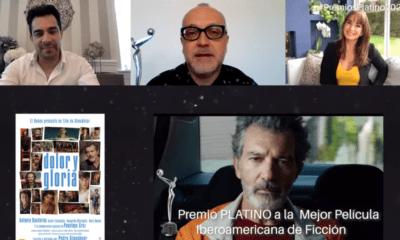Premios Platino 2020