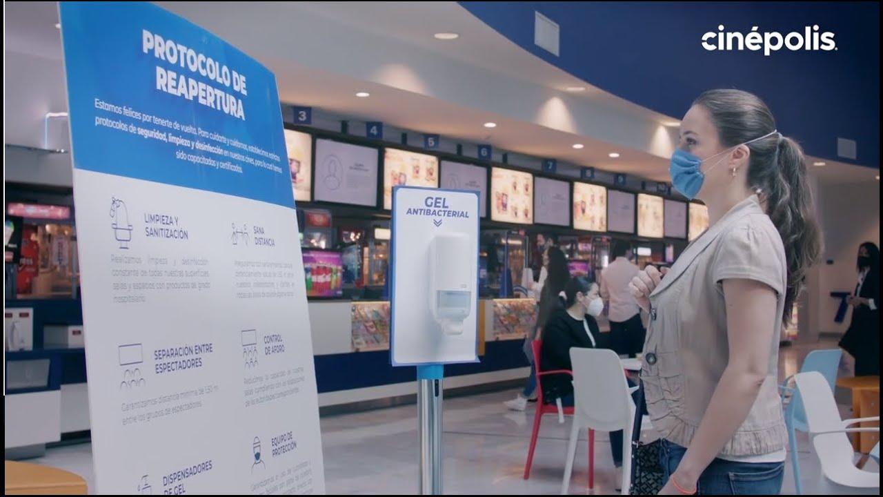 cinepolis reapertura cines canacine