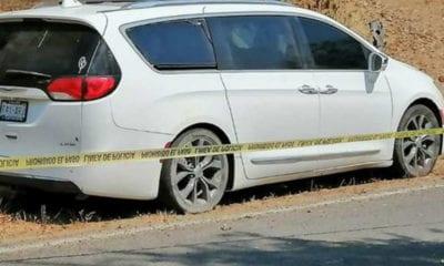 Siete policías muertos fueron hallados en Colima (De Twitter)