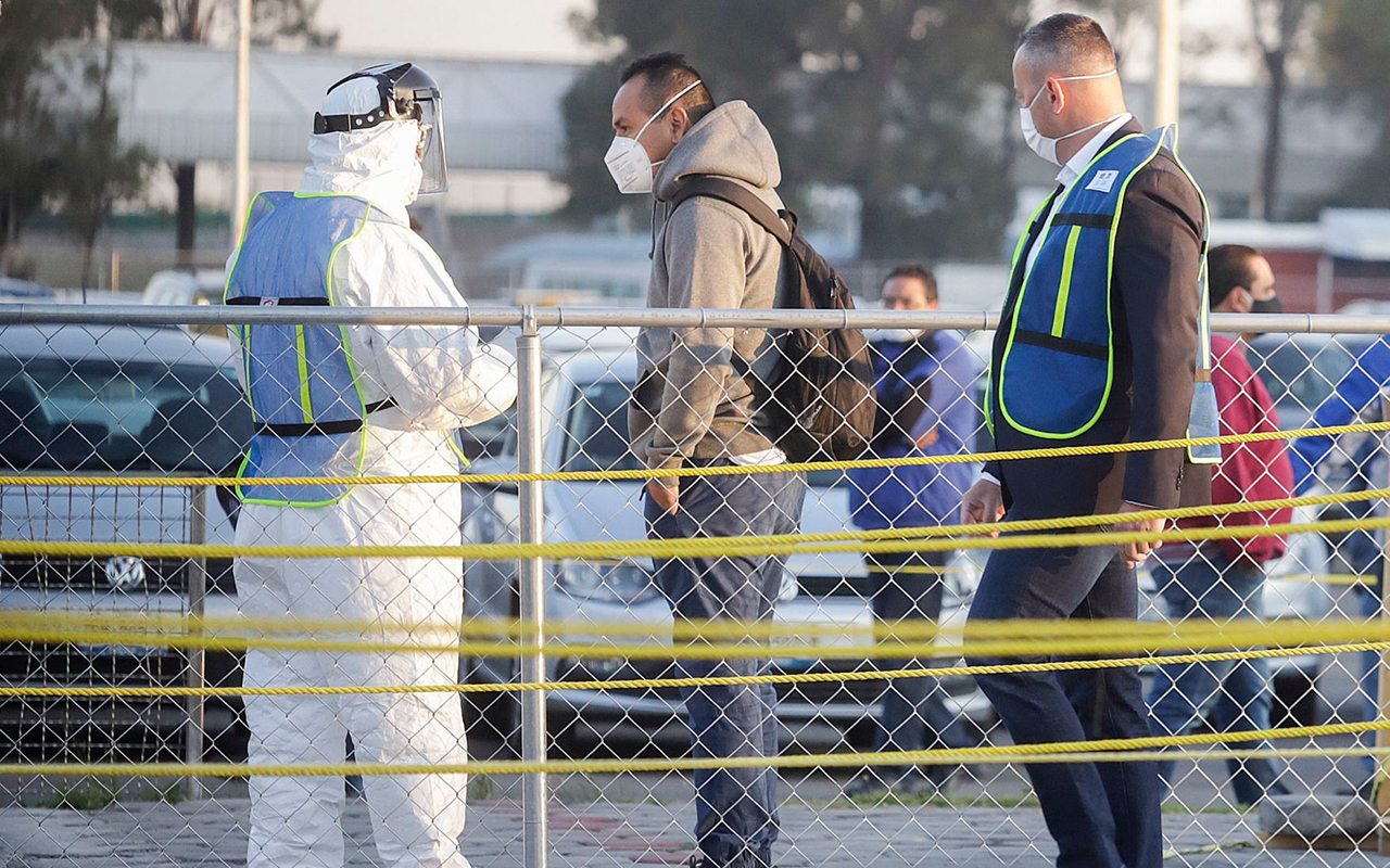 """""""Es un hecho, la epidemia continuará por varios años: López Gatell"""