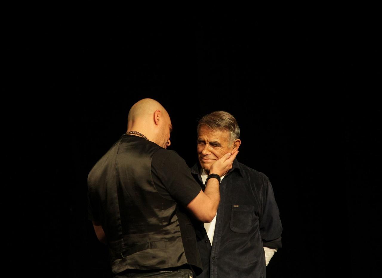 Héctor Suárez y Héctor Suárez Gomis