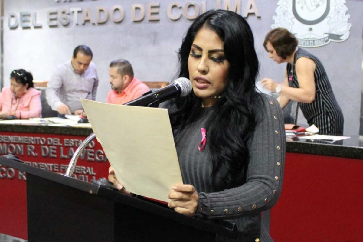 Diputada de Morena fue hallada muerta (De Facebook)