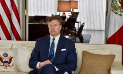 embajador de EEUU en México
