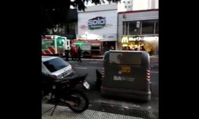 Explosión en el barrio judío de Villa Crespo