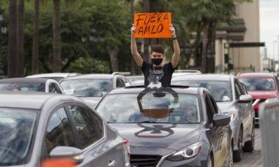El Presidente pide a sus seguidores no realizar caravanas en autos