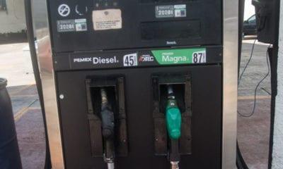 Presuntos delincuentes impiden verificación de gasolinerías en Chalco