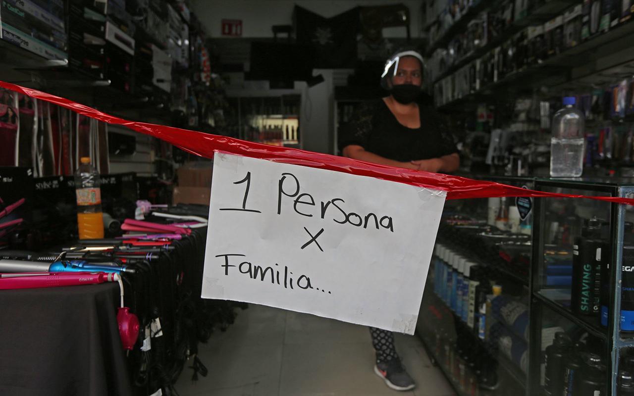 Sugiere OPS a México no reabrir la actividad económica si los contagios van en aumento