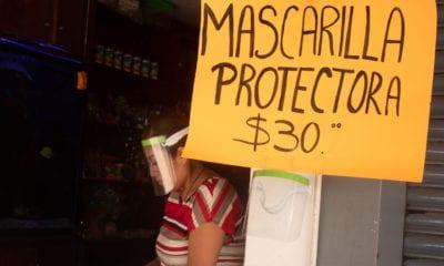 OMS sugiere usar mascarilla facial por Covid-19