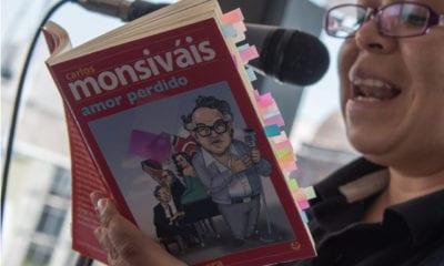 La 4T hará un homenaje a Carlos Monsiváis