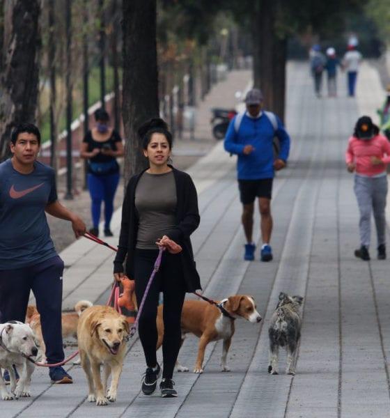 López Obrador recomienda salir a los parques en semáforo rojo epidemiológico