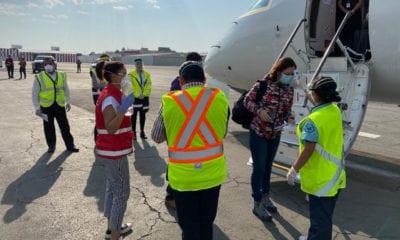 Aeropuerto de Toluca proteger a usuarios y trabajadores