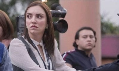 Regina Blandón serie Paulette