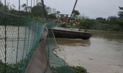 Ríos en Tabasco y Campeche se encuentran por debajo de su nivel de desbordamiento