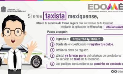 Impulsan servicios de pequeños comerciantes y taxistas vía WhatsApp