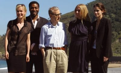 Woody Allen en San Sebastian