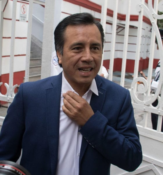 Gobernador de Veracruz convocó a panistas a sumarse a la estrategia federal