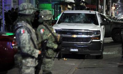 Este domingo fue el día más violento en México