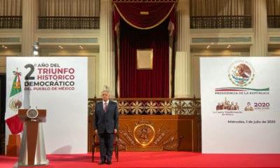 Ya pasó lo peor: López Obrador