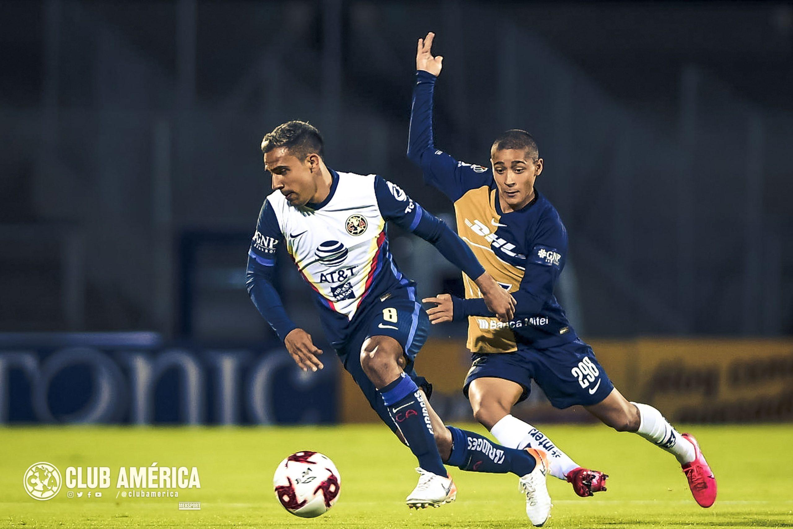 America y Pumas firman empate de bostezo. Foto: Twitter América