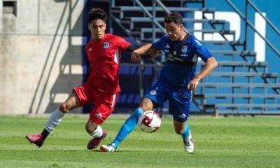 Arrepentido Barrera de regresar a la Liga MX. Foto: Twitter San Luis