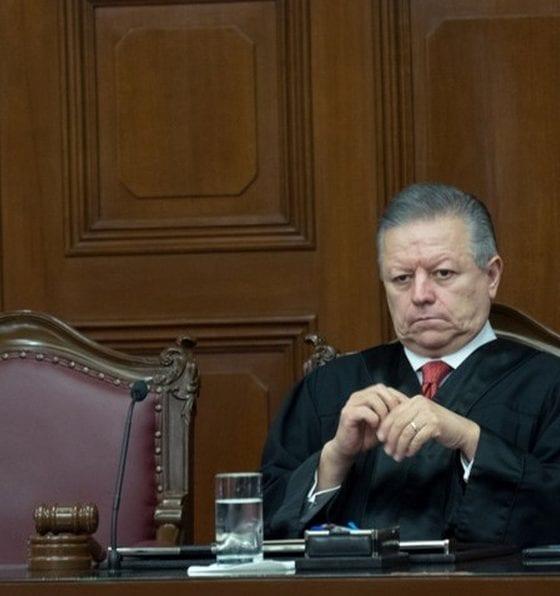Arturo Zaldívar le contesta a Sánchez Cordero. Foto: Curtoscuro
