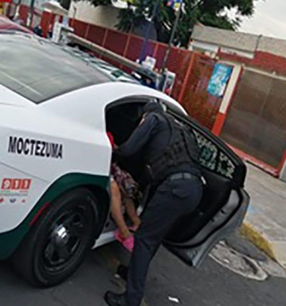 Nace bebé dentro de patrulla; policías brindaron primeros auxilios