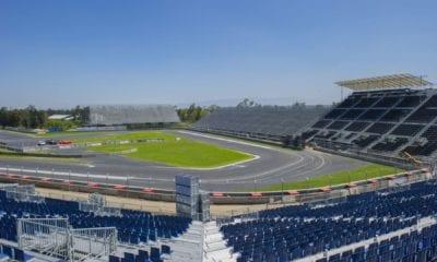 Complicado el panorama del Gran premio de México. Foto: Cuartoscuro